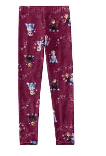 Legging da Elsa e Anna - Disney Frozen II