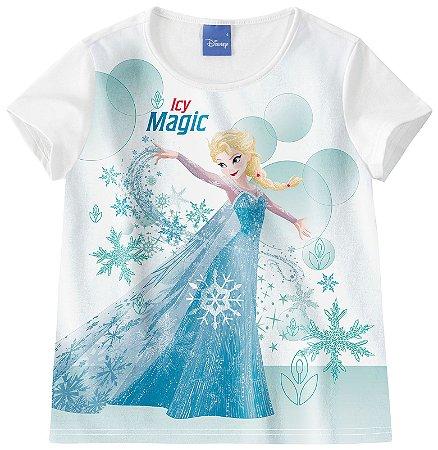 Blusa da Rainha Elsa - Disney Frozen