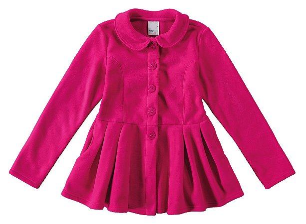 Casaco Soft Rosa - Malwee