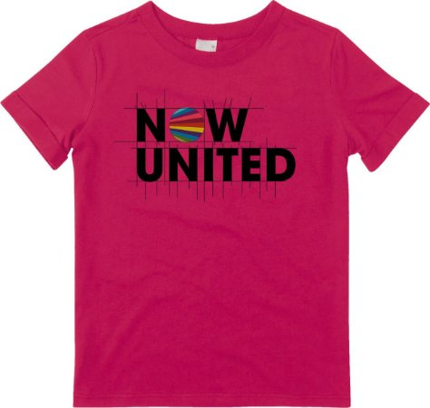 Blusa Now United - Rosa - Malwee