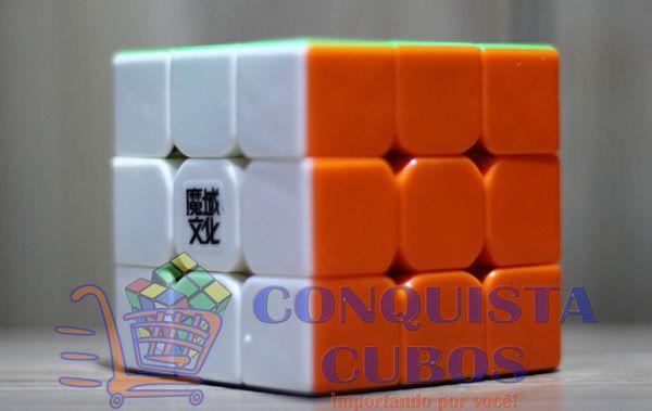 CUBO MÁGICO 3X3X3 MOYU HUANLONG (HUALONG) COLORIDO
