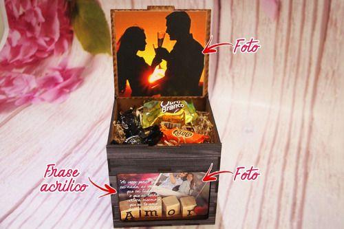 Presente Criativo Dias Dos Namorados (cubinho amor)