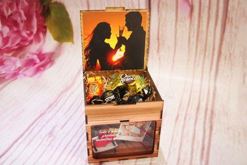 Presente Criativo Dia Dos Namorados (banco da praça)