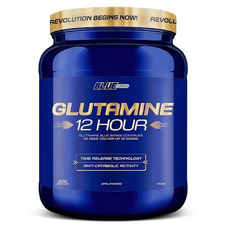 Glutamine 12 Hour 1Kg - Blue Series