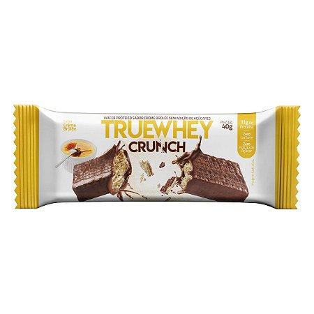 True Whey Crunch Creme Brûlée 40g - True Source