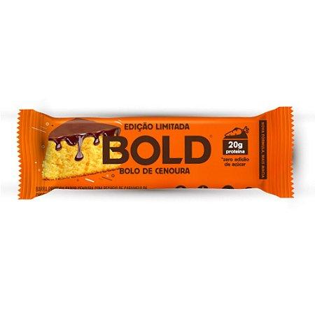 Bold Bar Bolo de Cenouro - Bold Snacks
