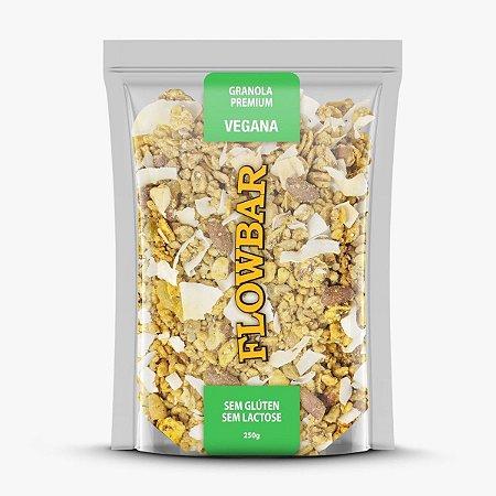 Granola Premium Vegana 250g - FlowBar