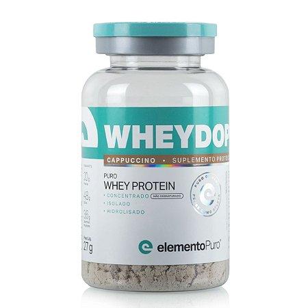 WheyDop 3W Cappuccino 27g - Elemento Puro