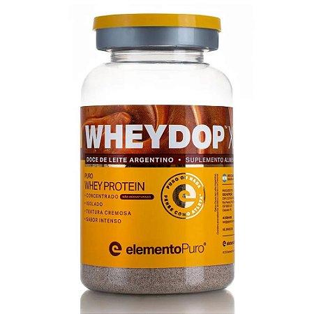 WheyDop X Doce de Leite 25g - Elemento Puro