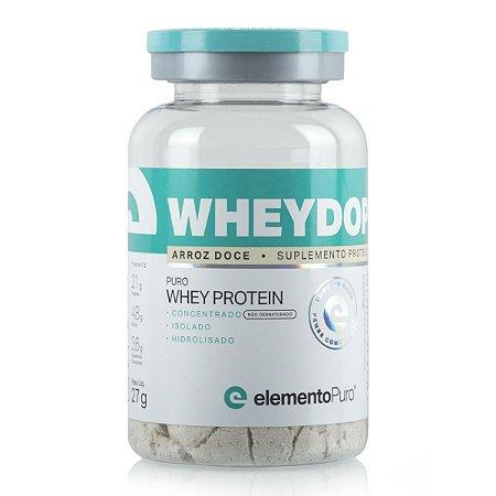 WheyDop 3W Arroz Doce 27g - Elemento Puro