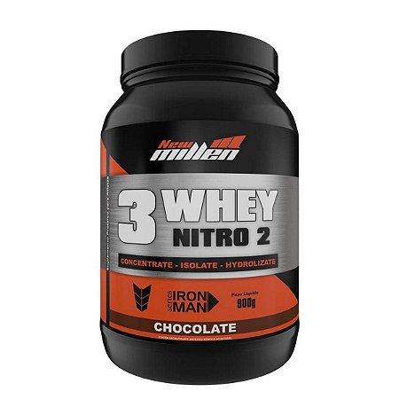 Whey 3W Nitro2 900g - New Millen