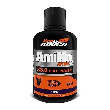 AMINO NO2 38000 500Ml - New Milen