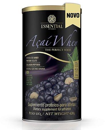 Açaí Whey 420g - Essential Nutrition