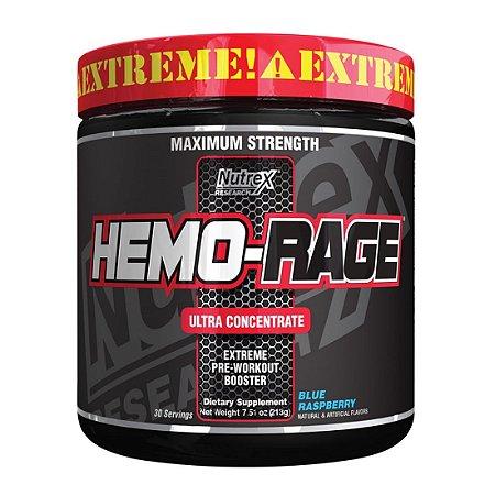 Hemo Rage Black Ultra 171g - Nutrex