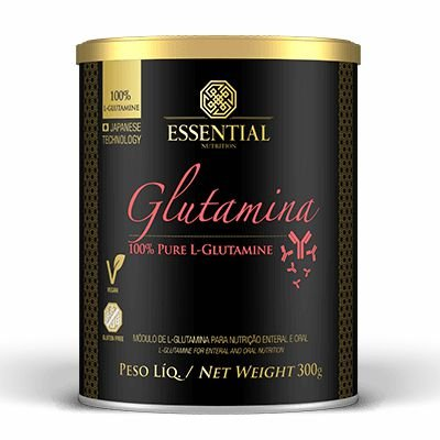 Glutamina 300g - Essential Nutrition