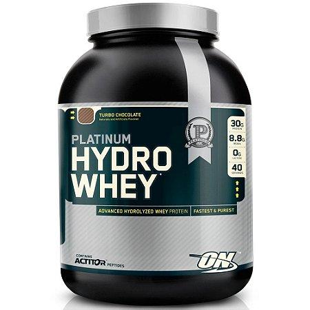 Platinum Hydro Whey 1,5 Kg - Optimum Nutrition