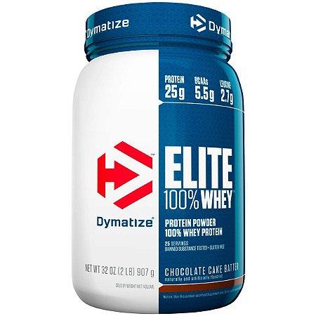 Elite Whey Protein 900g - Dymatize