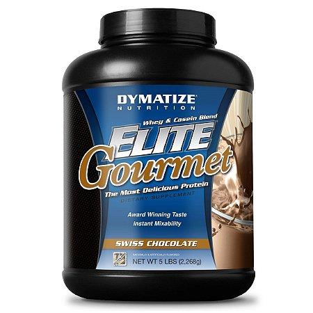 Elite Gourmet 2,268g - Dymatize Nutrition