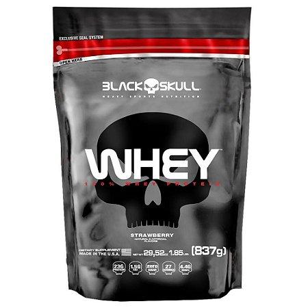 Whey 100% 837g - Black Skull