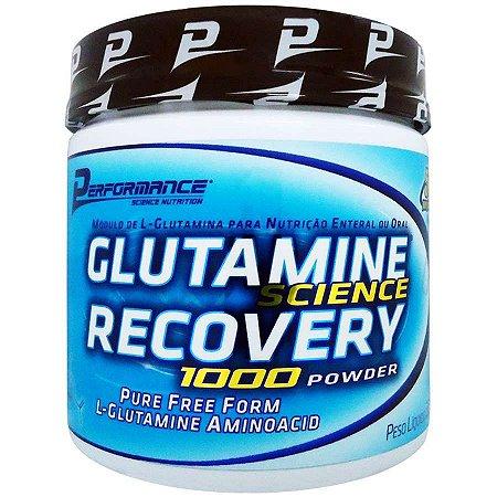 Glutamina 300g - Performance