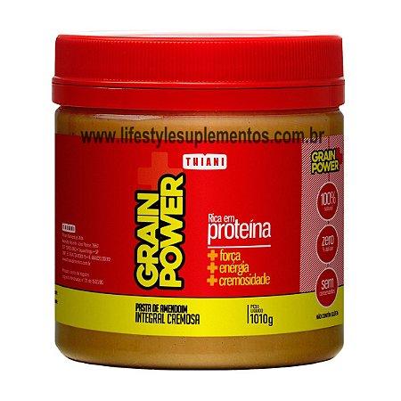 Pasta De Amendoim Integral 1010g - Thiani Alimentos