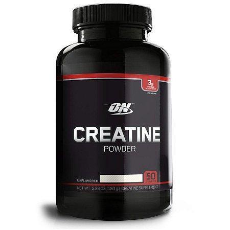 Creatina 300g Black Line - Optimum Nutrition - Os Melhores