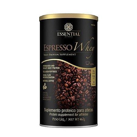 Espresso Whey 462g - Essential Nutrition