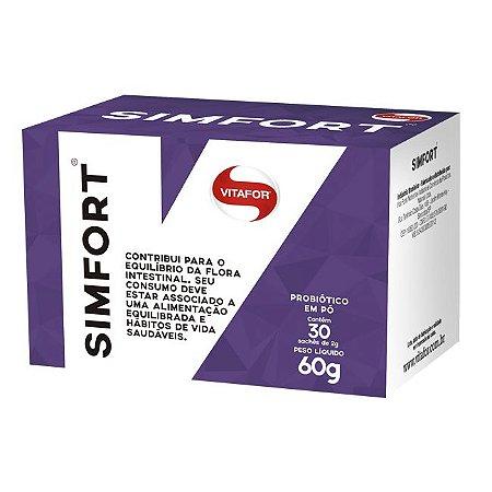 Simfort Probiótico 30 Sachês - Vitafor