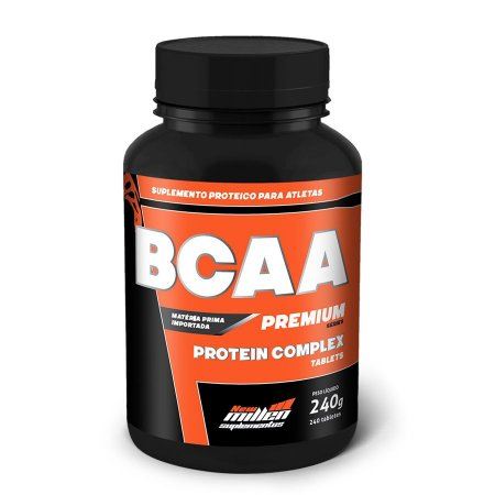 Bcaa Premium Series 240 Tabletes - New Millen
