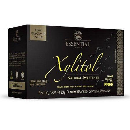 Xylitol 50 Sachês - Essential Nutrition