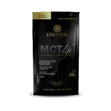 MCT Lift Sachês - Essential Nutrition