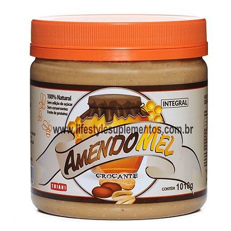 AmendoMel Crocante 1010g - Thiani Alimentos