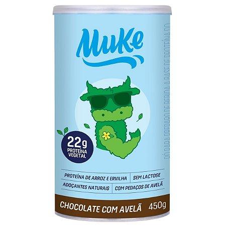 Muke Vegetal Chocolate Com Avelã 450g - Mais Mu