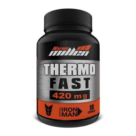 Thermo Fast 420mg 90 Cápisulas - New Millen