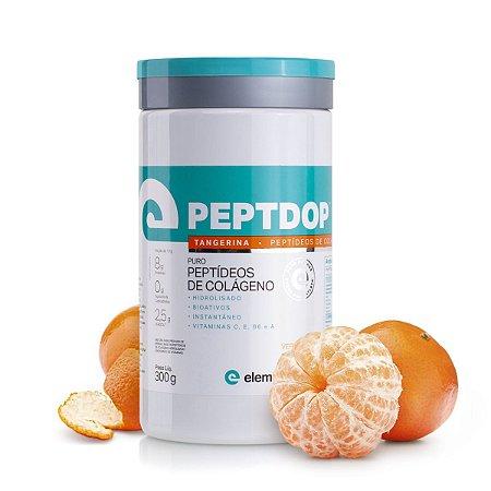 Peptdop Colágeno Verisol 300g Tangerina - Elemento Puro