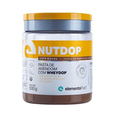 NutDop 500g Café Mocha - Elemento Puro