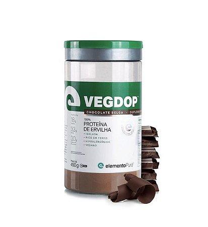 VegDop 450g Chocolate Belga - Elemento Puro