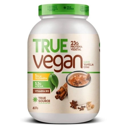 True Vegan Vanilla Chai 837G - True Source