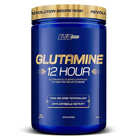 Glutamine 12 hour 300g - Blue Series
