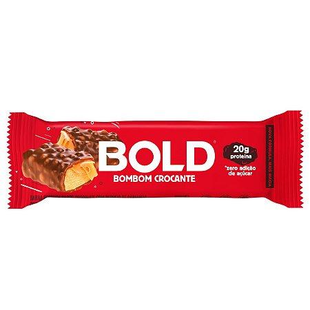 Bold Bar Bombom Crocante - Bold Snaks