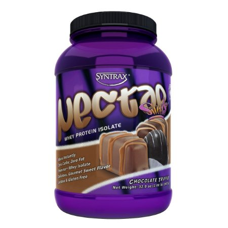 Nectar Whey Protein Isolado Chocolate Trufado 907g - Syntrax