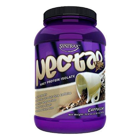 Nectar Whey Protein Isolado Cappuccino 907g - Syntrax