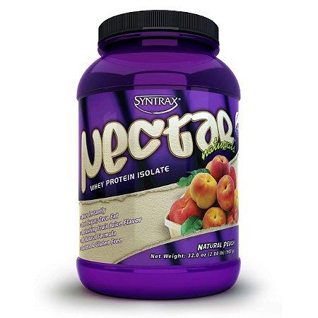 Nectar Naturals Whey Protein Isolado Pêssego 907g - Syntrax