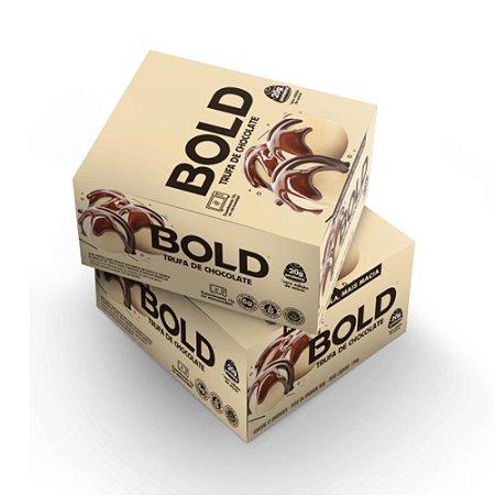 Bold Bar Trufa de Chocolate 12 Unidades - Bold Snaks