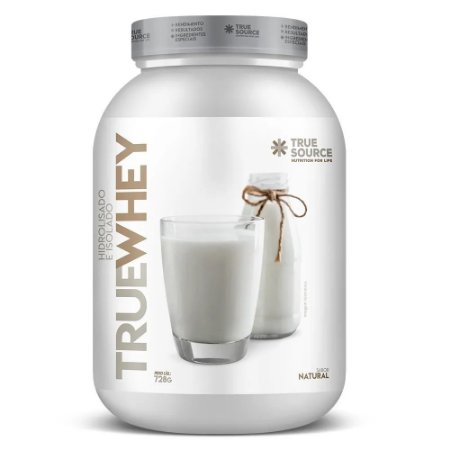 Whey Protein Natural 728g - True Source