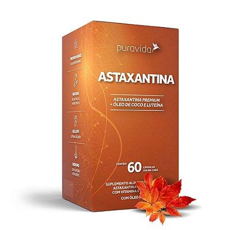 Astaxantina 60 Cápsulas - Pura Vida