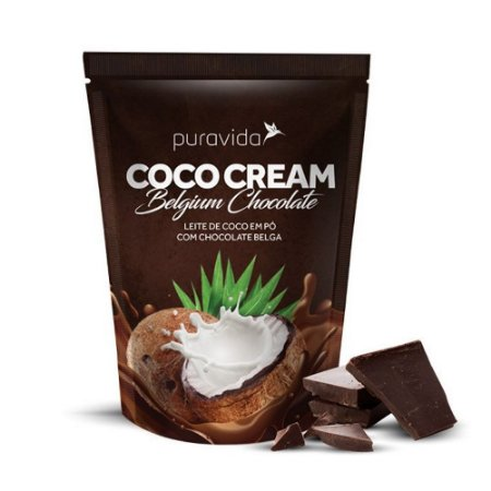 Coco Cream 250g Chocolate - Pura Vida
