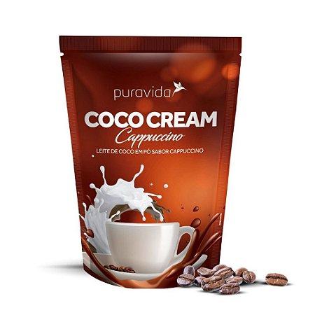 Coco Cream 250g Cappuccino - Pura Vida