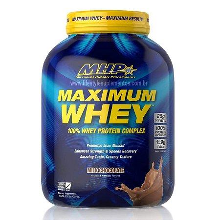 Maximum Whey Milk Chocolate 2,270g - MHP