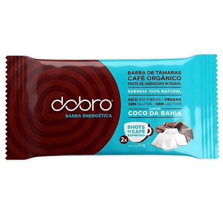 Barra Energética Coco da Bahia 50g - Dobro
